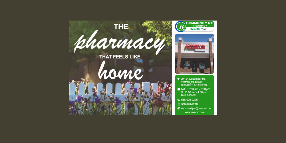 the pharmacy that feels like home